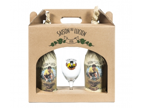 GIFT PACKAGE: SAISON DU LUCIEN DRY-HOPPED EDITION 2020